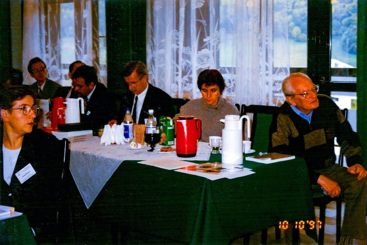1997.10.10 - I konferencja problemy transformacji (1)
