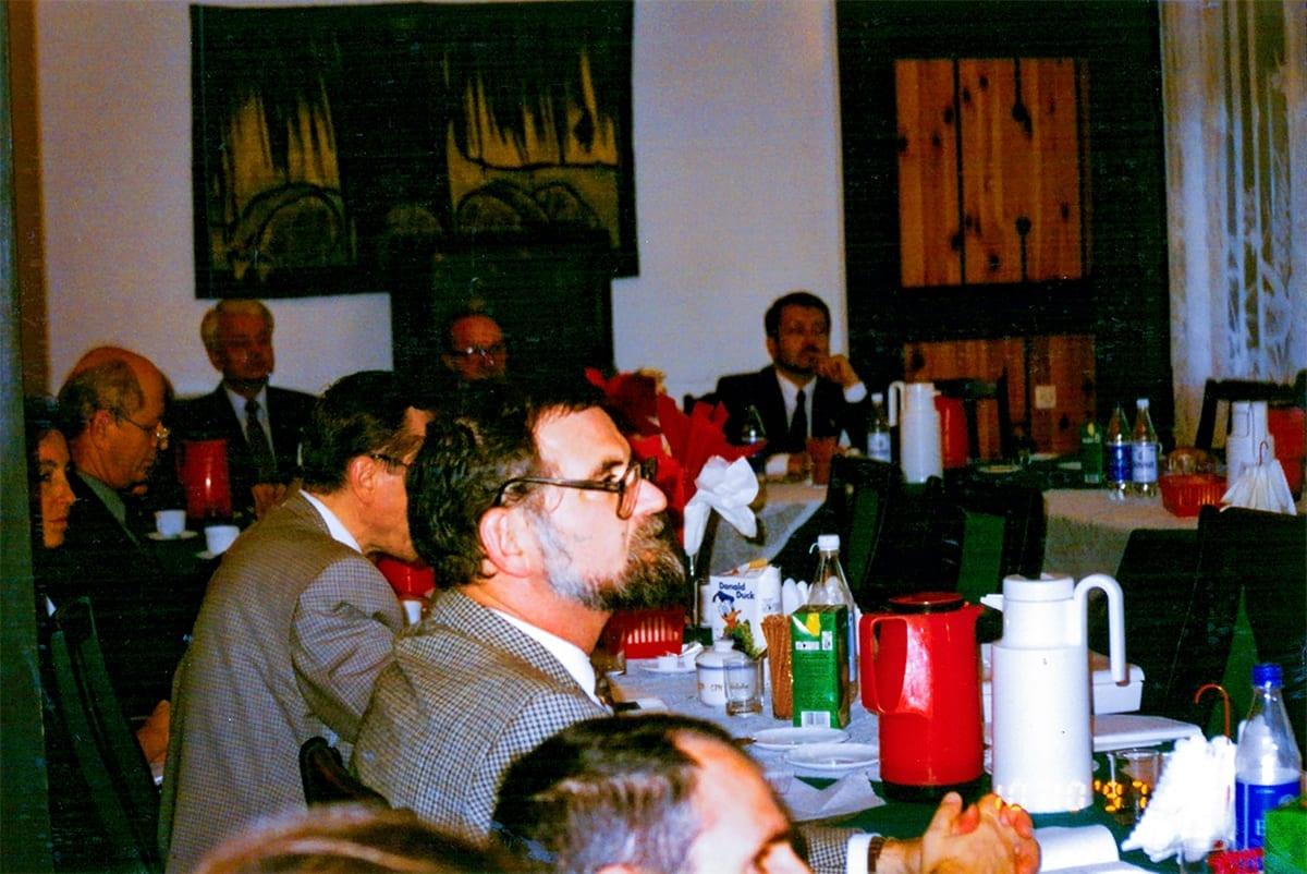 1997.10.10 - I konferencja problemy transformacji