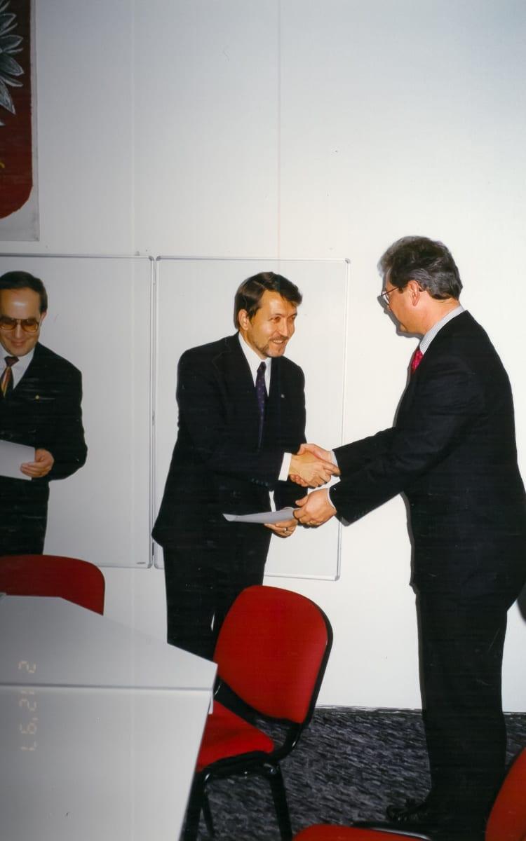 1997.12.02 - wizyta polonii amerykańskiej — kopia