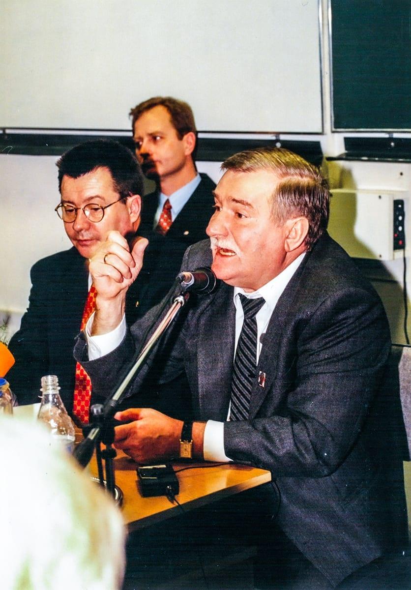 1998.03.07 - spotkanie Wałęsy