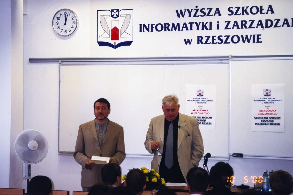 2000.05.10 - wizyta Gudzowatego