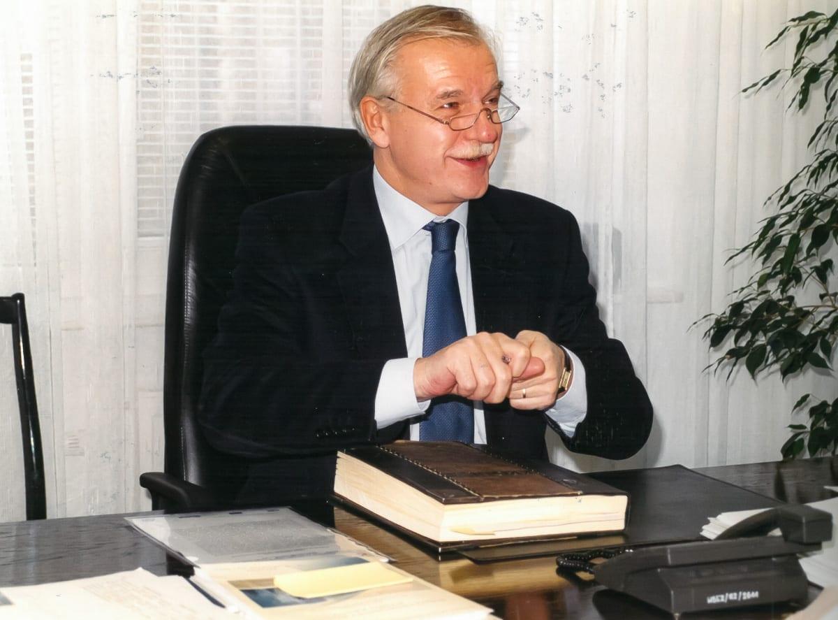 2001.12.06 - wykład Olechowskiego