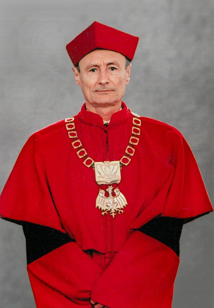 Prorektor ds. nauki prof. Jerzy Chłopecki