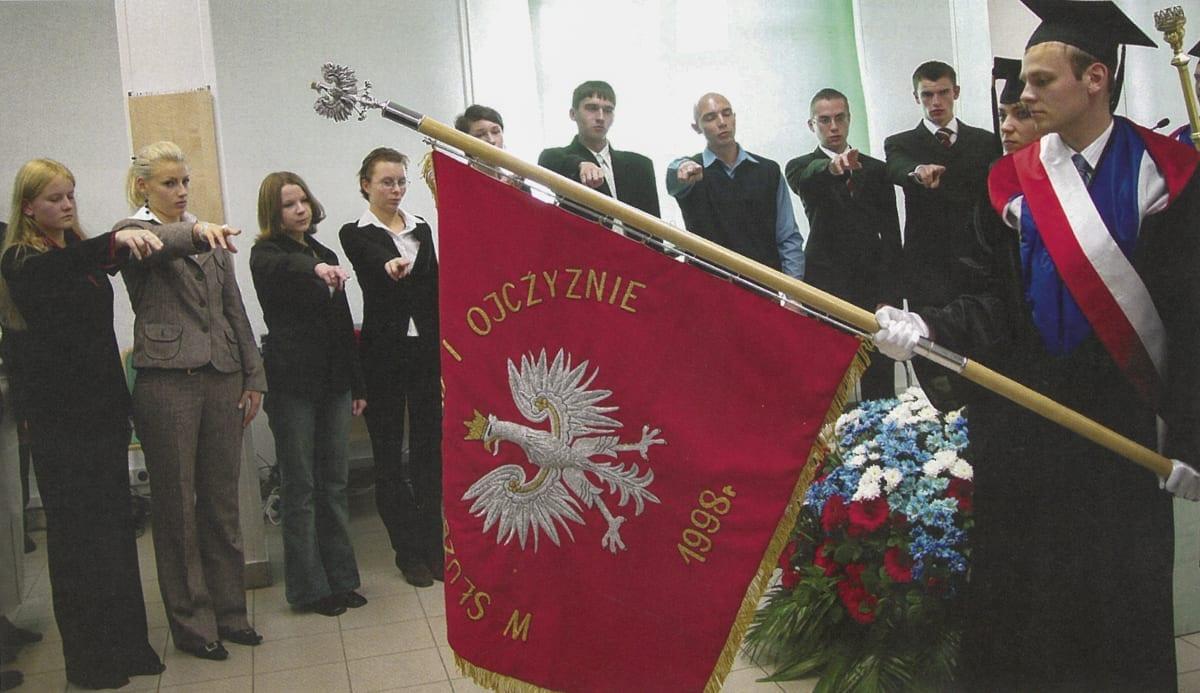 WSZiAwZ 10lat 06 2006 inauguracja (dolne zdj)