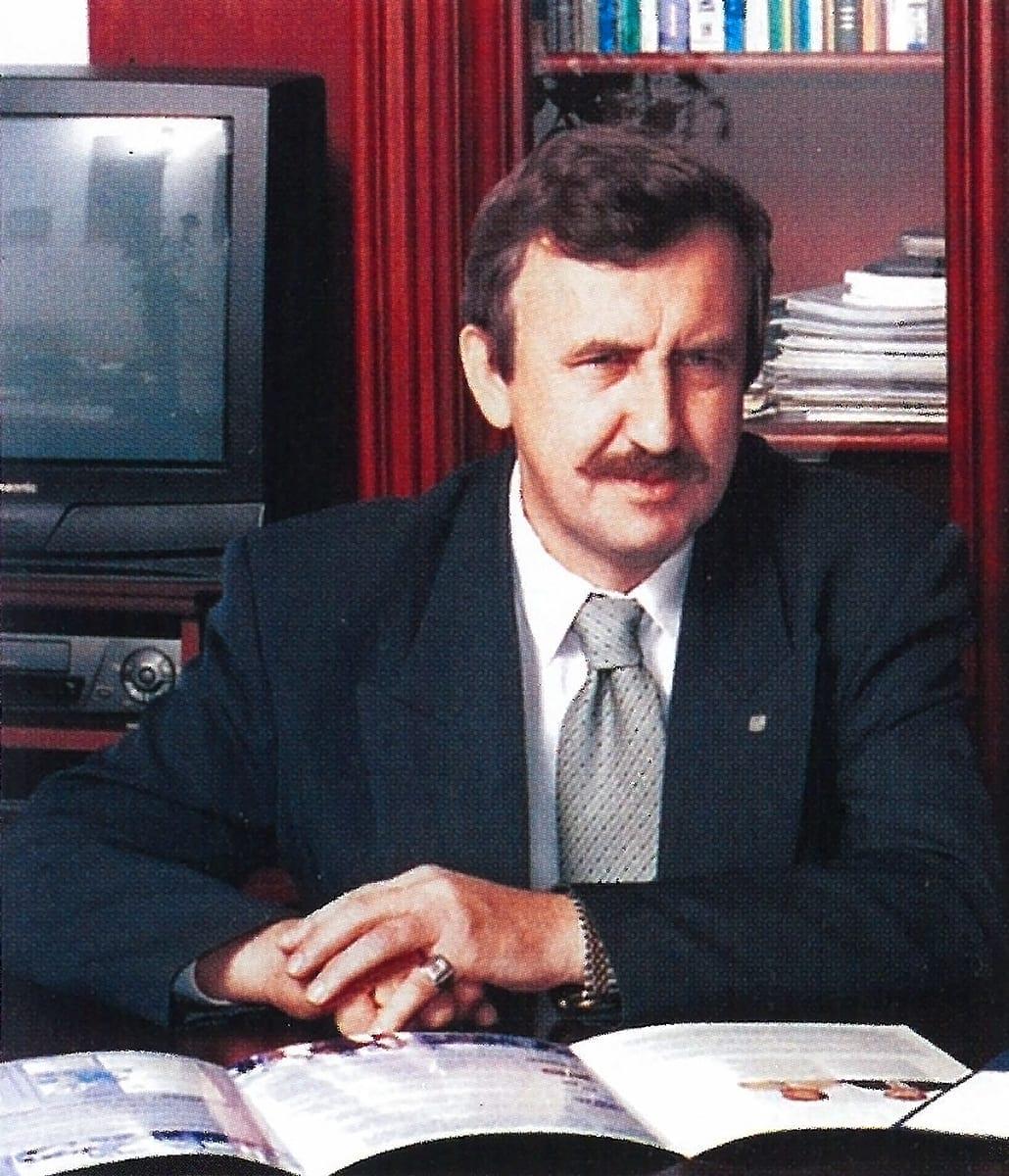 dr hab. inż. Tadeusz Pomianek, prof. WSIiZ, prezes zarządu